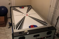 white and black air hockey table Annapolis, 21409