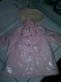 EUC Toddler rain coat
