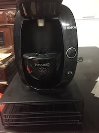 Tassimo coffee machine by Bosch
