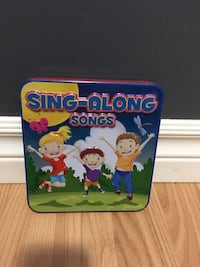 Sing-Along double CD Barrie