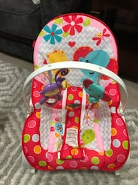 Fisher price baby rocking chair  Edmonton, T5L 2E3