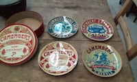 Collection assiettes Camembert Longueuil, J4H 2V3