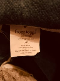 Brand New FroggToggs Outerwear Size L-XL Franklin