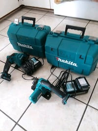 blue and black Makita corded power tool Fredericksburg, 22408