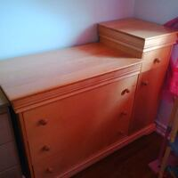 Solid wood baby  Change Table/ Dresser  Vaughan