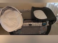 Graco Pack N Play with newborn bassinet and changing table