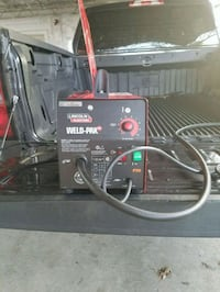 Like new lincoln flux wire mig welder