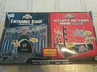 Wrestle mania xxlv VALUE PACK  Fairview Heights