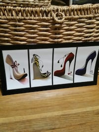 Adorable Shoes Poster Print