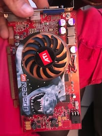 red and black graphics card Miami, 33147