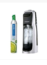 Soda Stream Carbonated Drink Maker, bnib Victoria, V8T 4N4