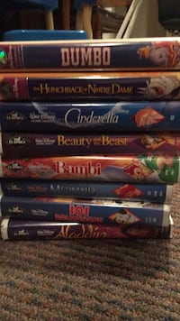 Rare Disney movies!! Selling for a fortune online 2287 mi
