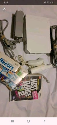 Wii system an games