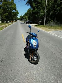150cc scooter go's 75mph trade or buy