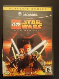 Gamecube Lego Star Wars Vaughan, L4L