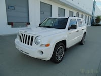 2009 Jeep Patriot 4WD 4dr Sport AUTOMATIC A/C LOCAL BC NEW WESTMINSTER