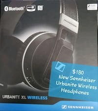 New, Open Box Sennheiser Urbanite XL 506087 Vaughan, L4L 8K5