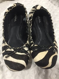 Merona pony hair flats size 6.5 Mississauga, L5N 7G1