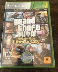 **Bulk Qty** NEW Grand Theft Auto Xbox 360/Compatable with Xbox ONE  Toronto, M4B 1T6