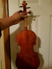 Violin at a significant discount. Great quality! Springfield, 65802