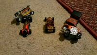 Five monster cars Graniteville, 29829