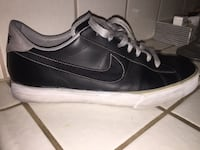 Black and grey Nike's size 13 men's