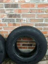 tires P235/75/R15 x2 Fort Worth, 76244