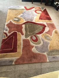 brown and beige area rug Atlanta, 30312