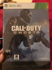 Brand new call of duty cod ghosts for xbox 360 Vienna, 22182