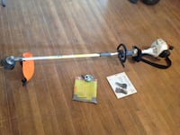 STIHL KM 55 R string trimmer weed eater works perfectly KombiSystems Toronto, M3J 2B8