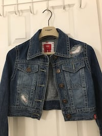 Small size lady Jean jacket Fairfax, 22033
