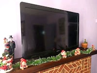 black flat screen TV without remote Baltimore, 21229