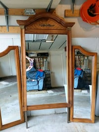 3 piece mirror for dresser Freedom, 15042
