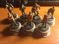 Hunger Games figurines miniatures