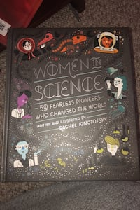 Women in Science book Winchester, 22603