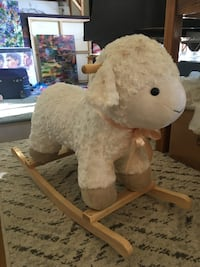 Toy lamb rocker Phoenix, 85022