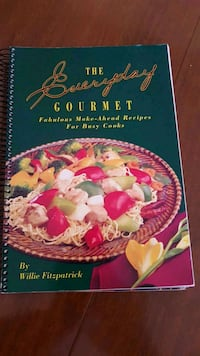 The Everyday Gourmet - fabulous make-ahead recipes Airdrie, T4B 0Y3