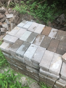 Pavers 4x8 6x6 and 6x9