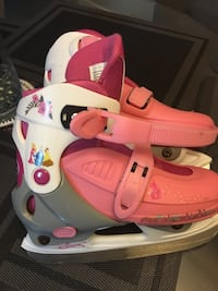 Adjustable kids skates size j13 - 2.5 Winnipeg, R2M 1T5