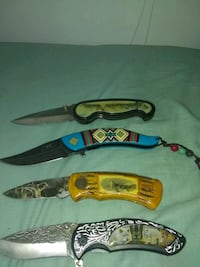 Collectible knives Springfield, 65803