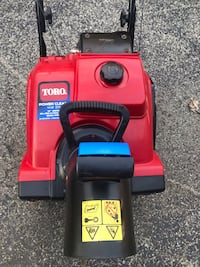 Toro power clear 418ZE pull start with new paddles and new scraper Westmont, 60559