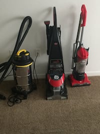 Vacuums and carpet cleaners Mesquite