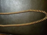 gold chain-link necklace Waipahu, 96797