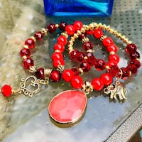Ruby Red Bracelet Collection  Randallstown, 21133