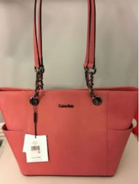 women's red leather tote bag Winnipeg, R2V 0L5