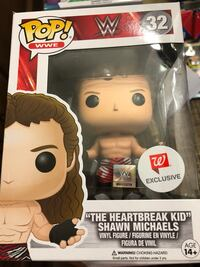 Pop - WWE - The Hearth Breaker Kid - Shawn Michaels