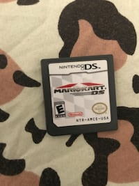 black and white Nintendo DS game cartridge Mississauga, L4T