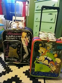 To Disney luggage bags with a handle two pair shoe Dover, 33527