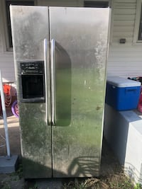 GE fridge Norfolk, 23513