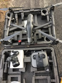 DJI aspire 1 pro black edition  with carrying case San Francisco